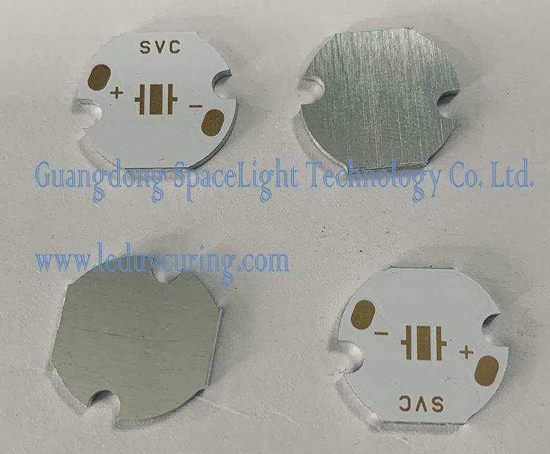 16mm Aluminum Based Board mounted UV LED Light Chips Manufacturer