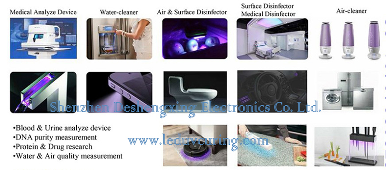 Bacteriocidal UVC UV Sterilizing Lamp for Sterilization and Disinfection
