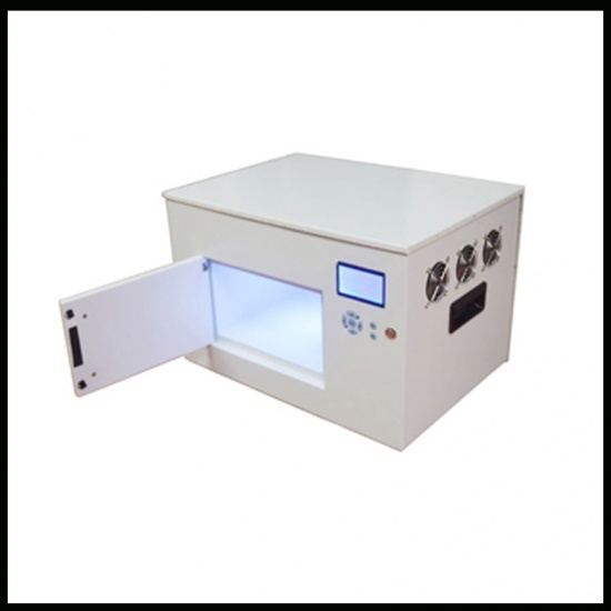 New Design Portable LED UV Curing Oven for 3D Printing