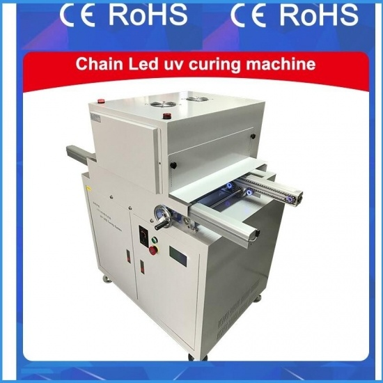 Customized UV Adhesives Curing Machine for Screen Printing