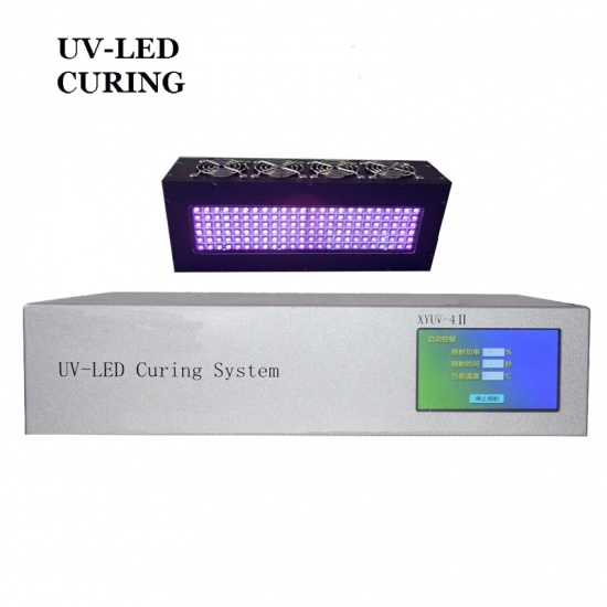 2000w Hight Power LED UV Curing System for UV Curing