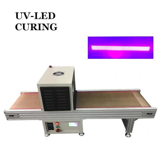395nm High Power UV LED System for Fast Curing