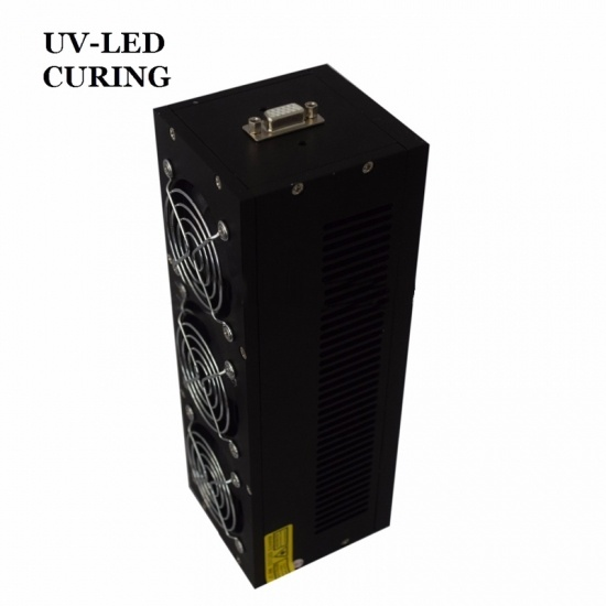UV-LED CURING High Power Water Cooling Customized 395nm LED UV Curing Lamp