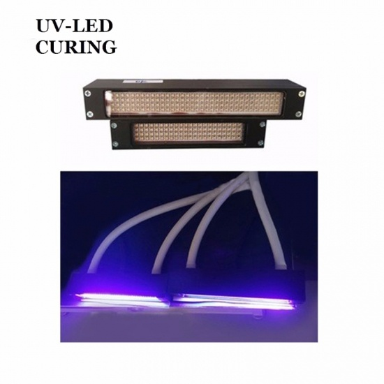 395nm Water Cooled UV LED Curing System Curing UV Paint