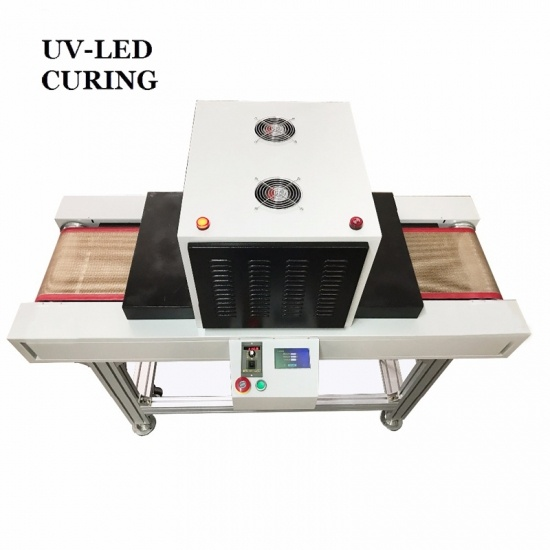1000w Offset Printing UV LED Curing Machine for Label Printing