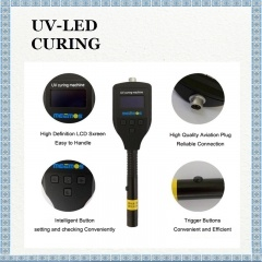 UV LED Spot Curing Light Source Pen