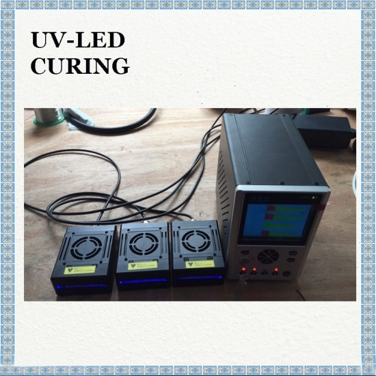 UV Glue Fast Curing UV LED Linear Light Source 5*50mm Ink Curing UV LED
