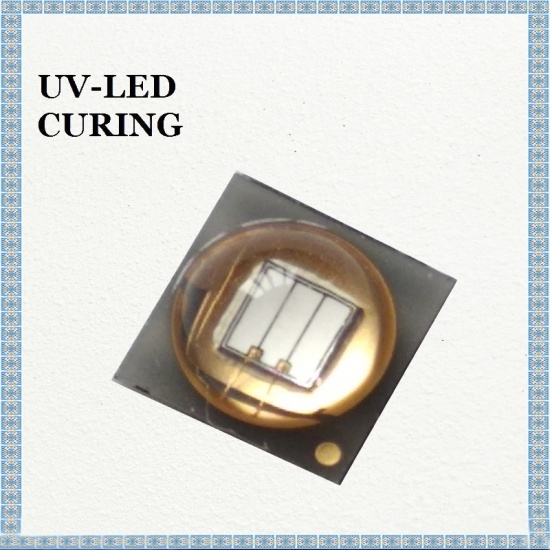 SVC CUN66A1B 3W UV LED 3535 365nm