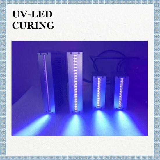 Customized LED Linear-Type UV Curing System