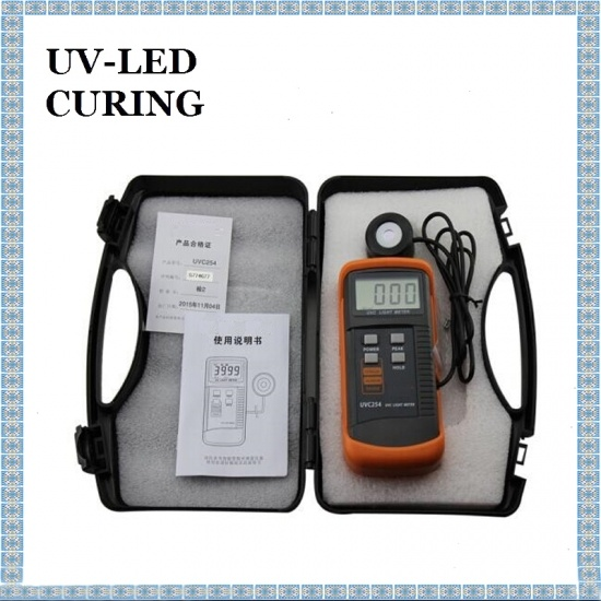 Short-Wave Measure Deep UVC UV Radiaometer