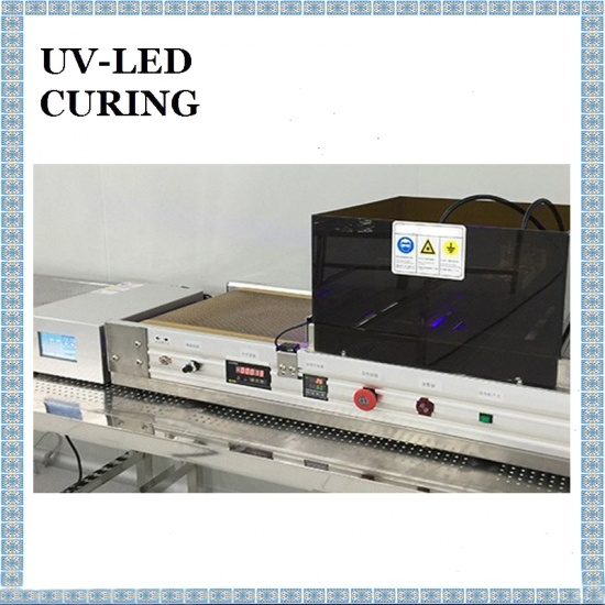High Quality UV LED Curing Conveyor Machine Dryer Screen Printing