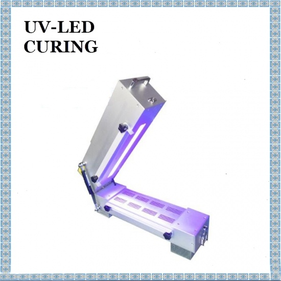 UV-LED CURING High Intensity UV LED Curing Equipment for Flexo Press