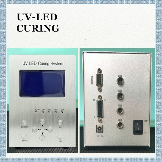 Air Cooling Spot UV LED Lights for Fast Curing UV Glue