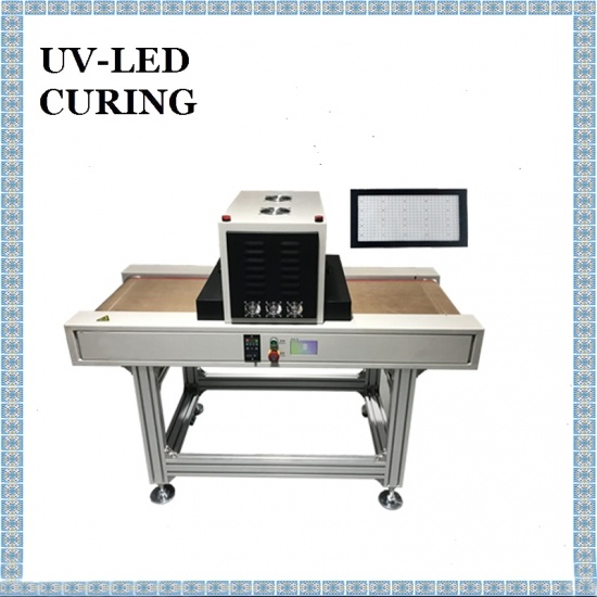 400X200mm Portable High Efficiency UV LED Curing Machine for Coating