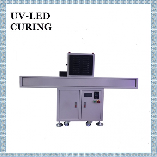 200X50mm Desktop UV LED Curing Conveyor for Screen Printing