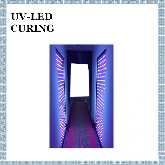 UV LED Curing Machine for UV Adhesive Curing on Lithium Cell
