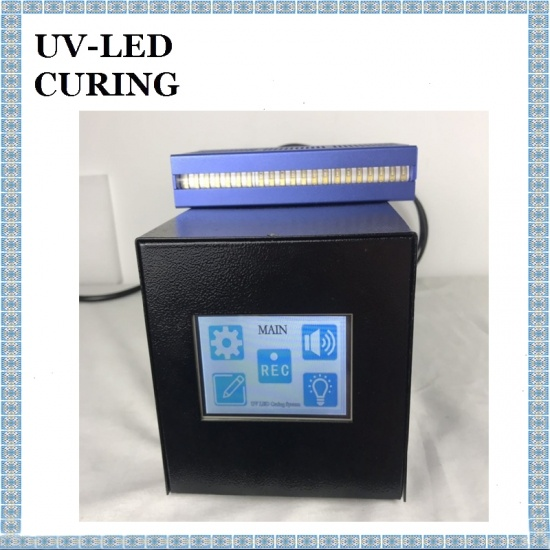 150mm UV LED Linear Curing System UV Curing Machine