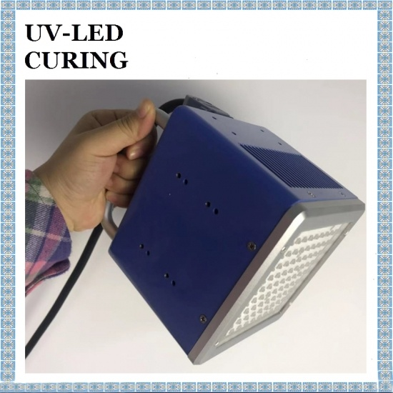 Korea Imported 100*100mm 405nm UV Light Source Touch Screen Control System