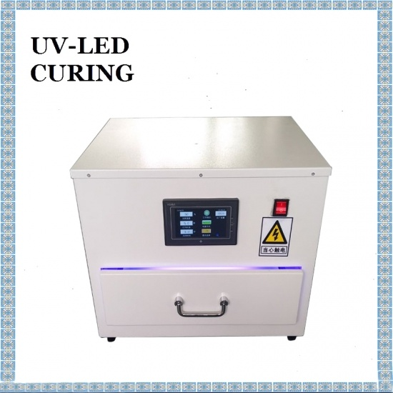 Drawer Type UV LED Curing Oven UV Curing Machine for Timing Experiment