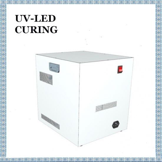 Leduvcuring High Power UV Curing Chamber for Laboratory Curing 3D Print Photo-Sensitive Resin