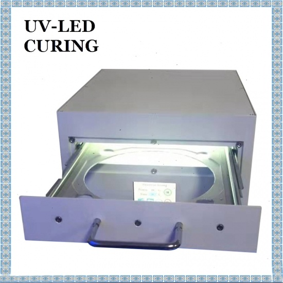 UV LED Exposure Box 150x200mm UV Curing Machine for Wafer Semiconductor LED Lights