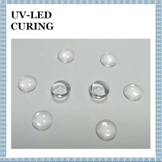 1.5 Degree Quartz Glass Lens for Parallel UV LED Light Exposure Machine