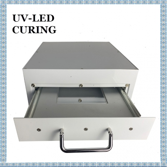 5 inches Cold Light Source LED UV Exposure Equipment Curing Semiconductor Chips