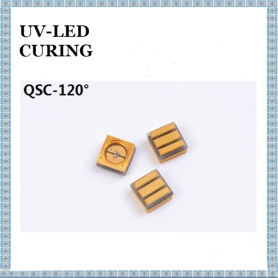 QSC 10mW UVC UV LED 270nm 275nm 280nm UVC Ultraviolet Sterilizing Lamp Beads